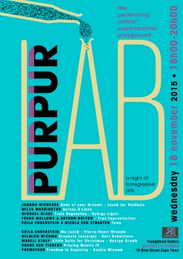 purpur lab poster A3